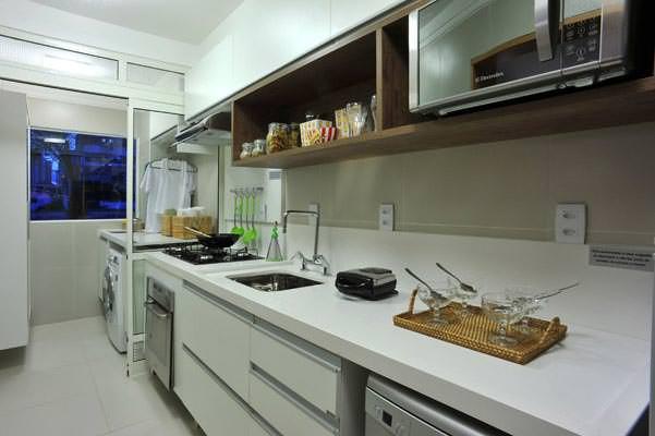 70m² - Cozinha