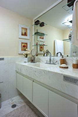 96m² - Banheiro