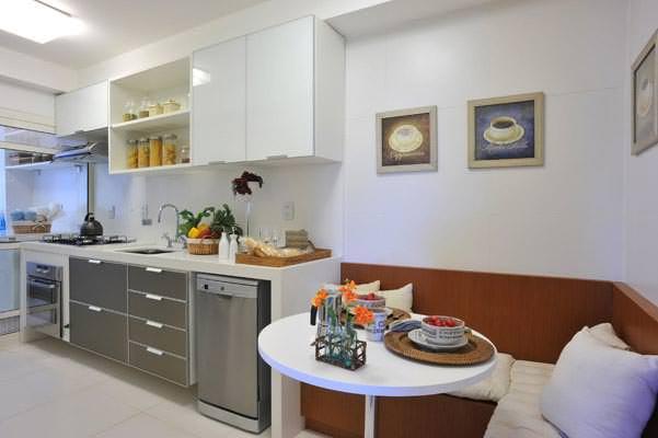 96m² - Cozinha