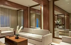 Hall dos elevadores - Wi - Tecnisa