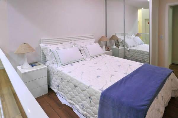Apto 48,28m Dormitório Casal