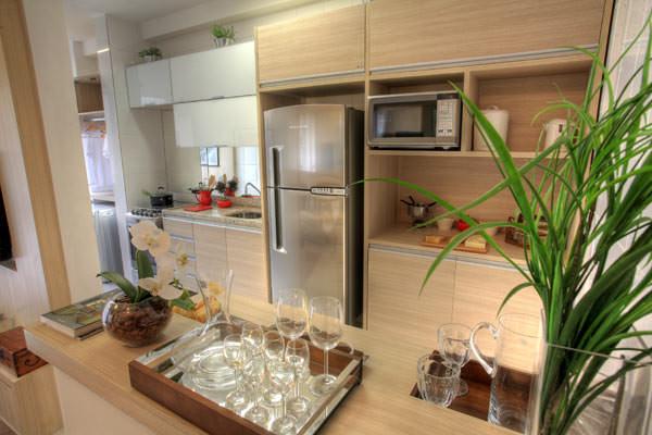 70,82m² - Cozinha