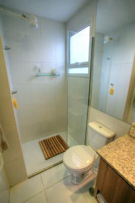 85,90m² - Banheiro