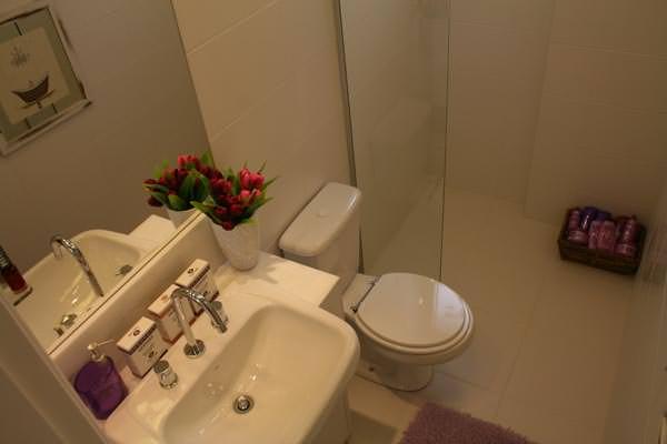 32,75m² Banheiro