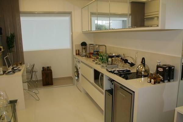 35,83m² Cozinha