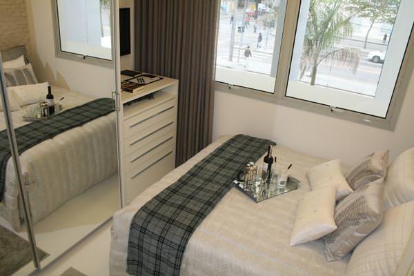 35,83m² Dormitório