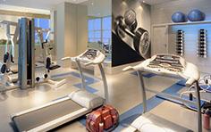 Fitness - Residence Centro Cívico - Tecnisa