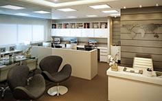 Agência de turismo - Corporate Centro Cívico - Tecnisa