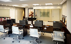 Escritório de advocacia - Corporate Centro Cívico - Tecnisa