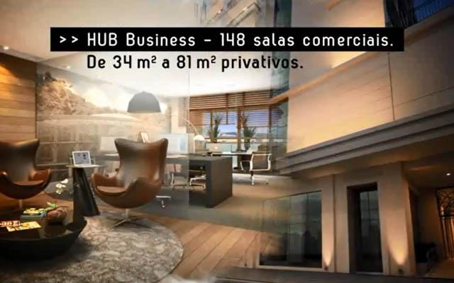 HUB Curitiba - apartamentos residenciais e salas comerciais - HUB - Home - Tecnisa