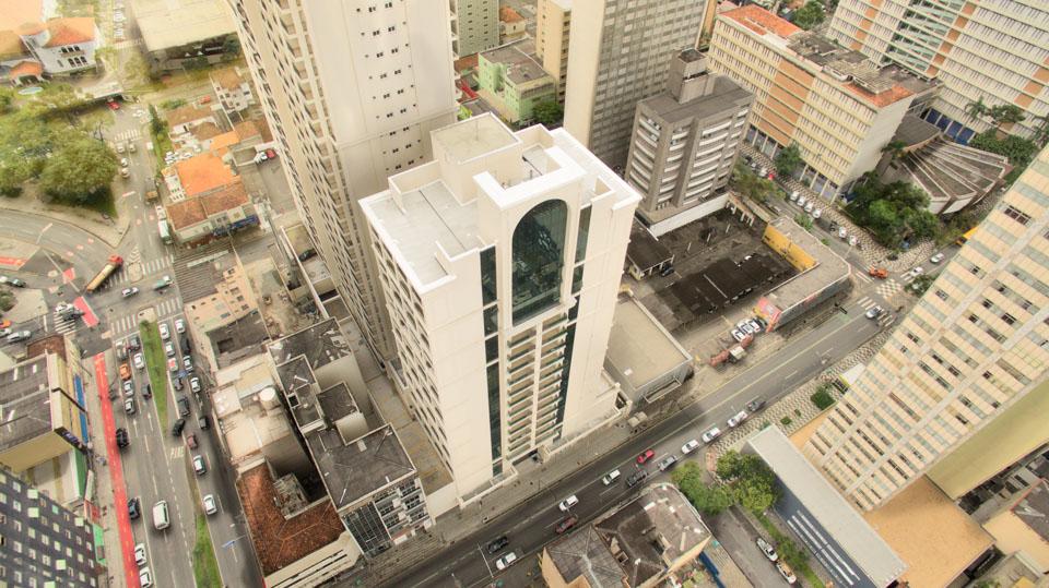 Hub - Business em Centro, Curitiba