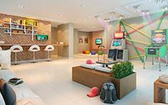 Connect Lounge - Flex Gama - Tecnisa