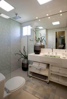 93m² - banheiro da suíte