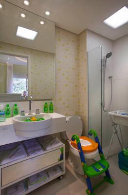 93m² - banheiro da 2a suíte