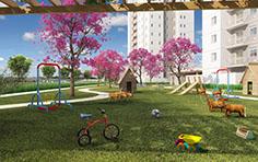 Playground - Flex Mogi - Tecnisa