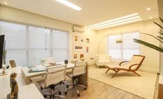 Clínica - Recepção - D/Office - Tecnisa