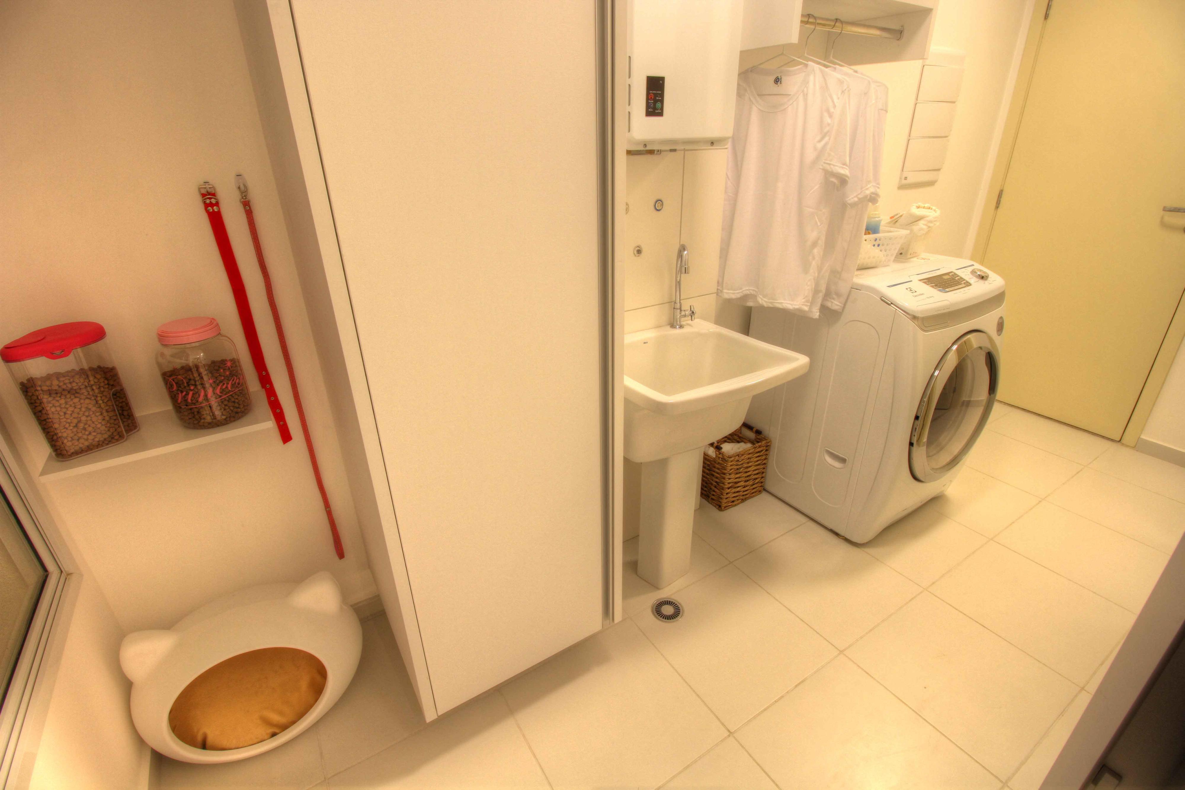 133 m² - Área de serviço
