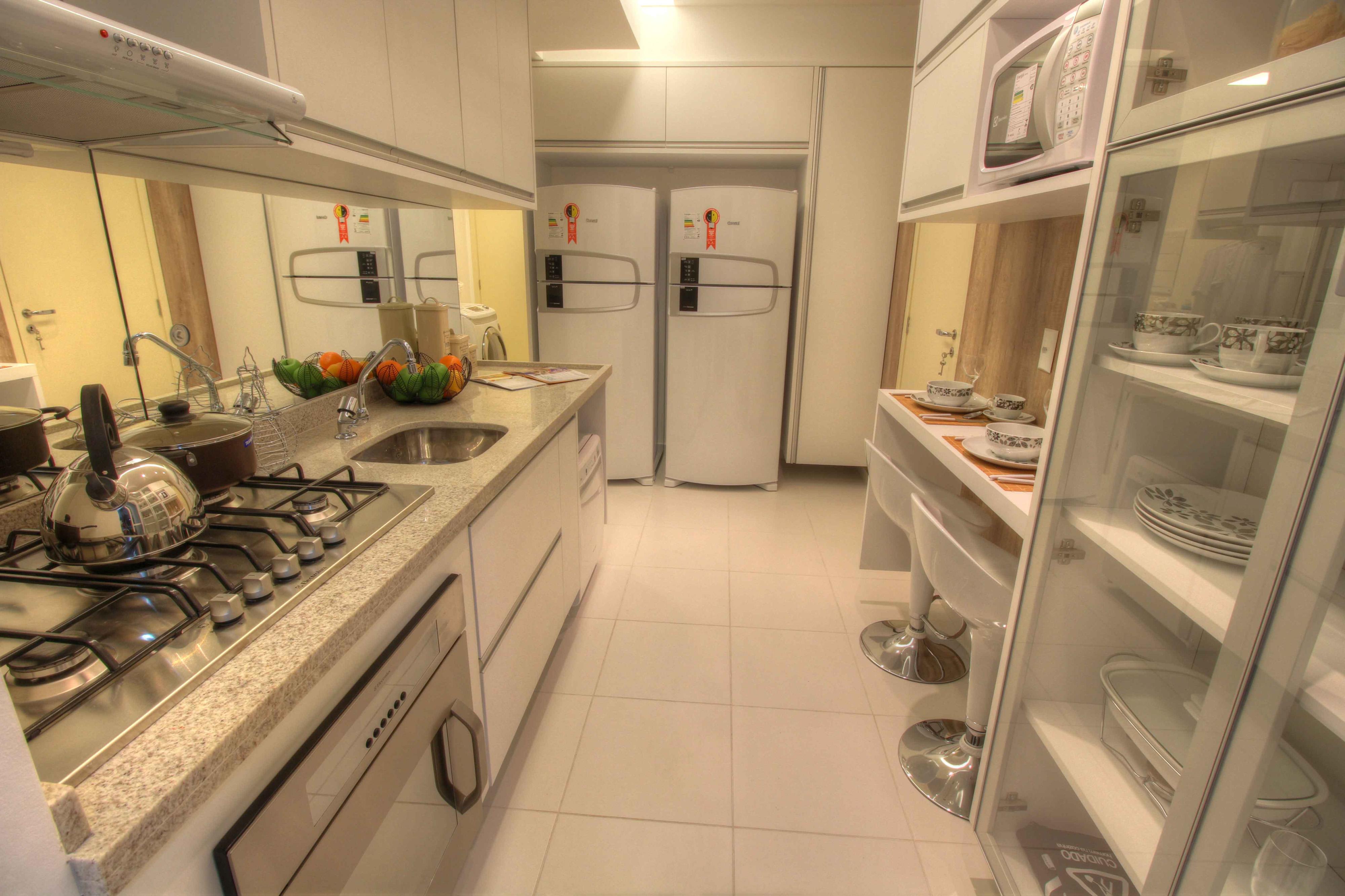 133 m² - Cozinha