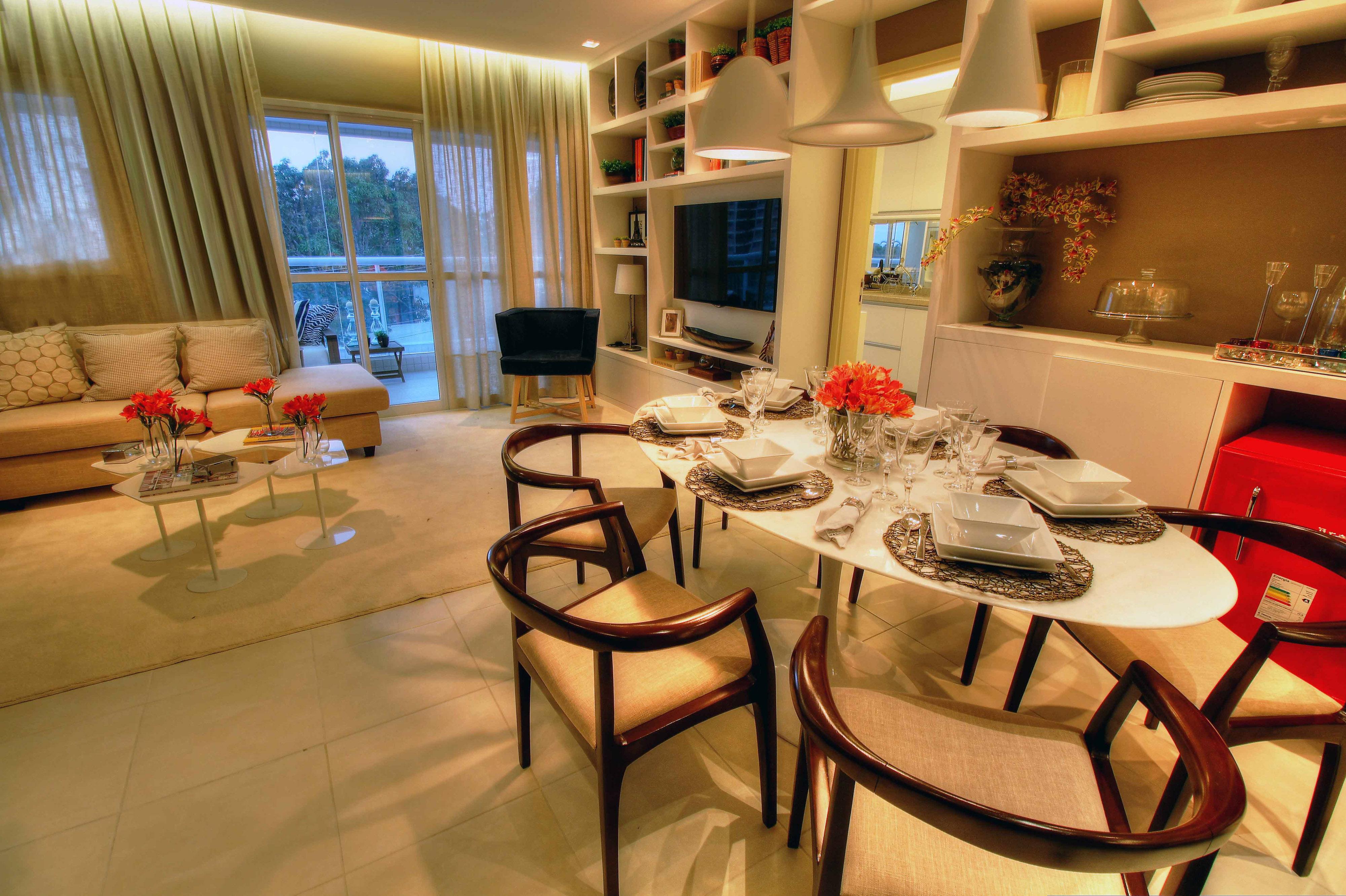133 m² - Living