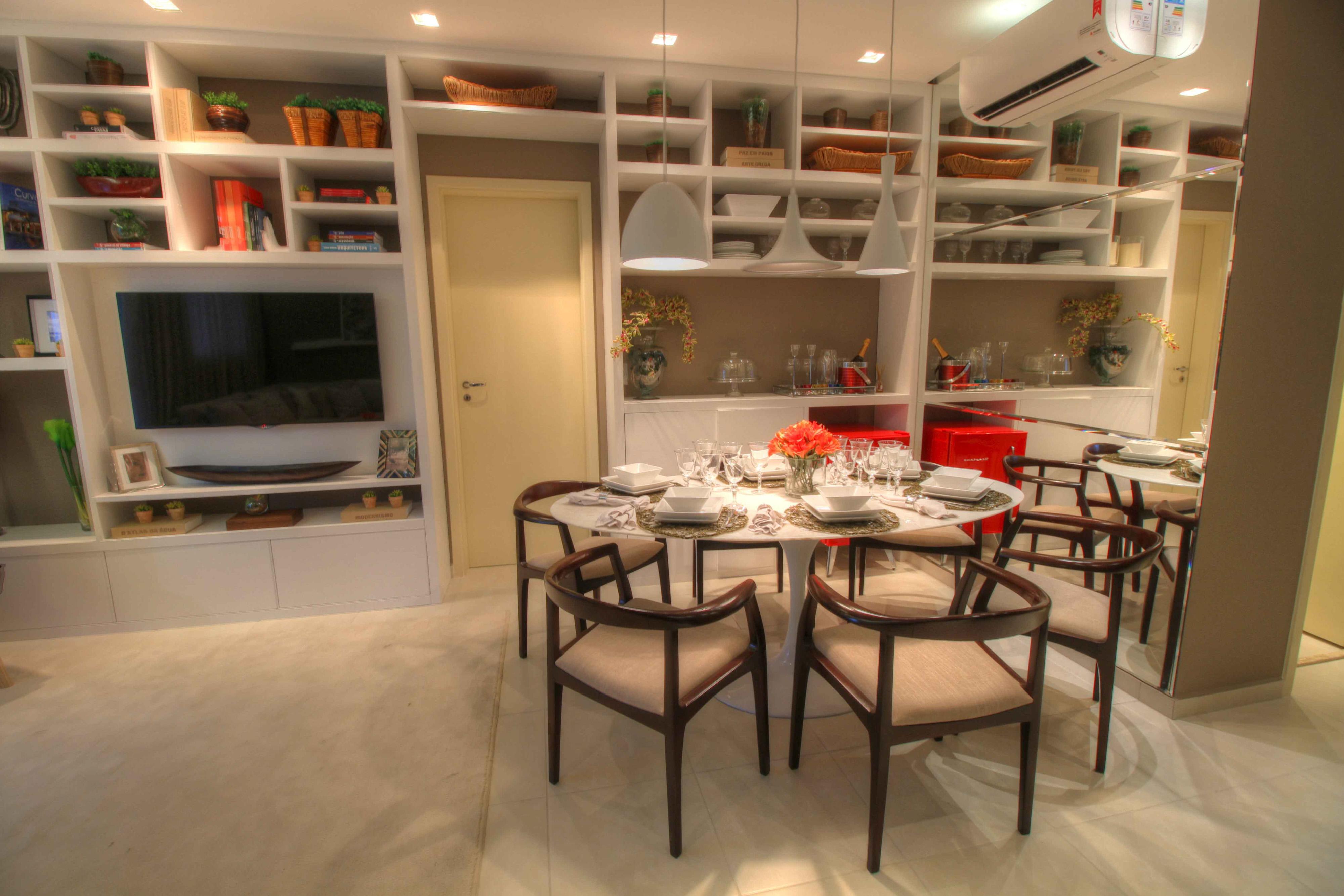 133 m² - Sala de jantar