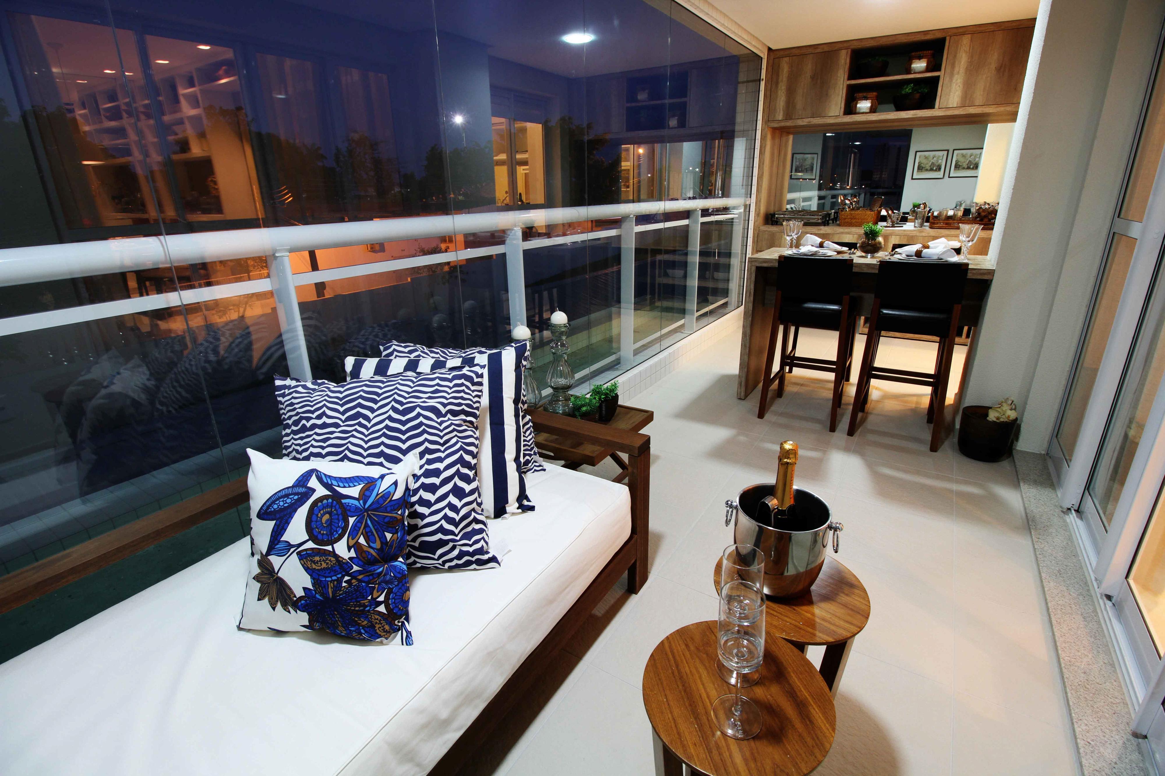 133 m² - Varanda