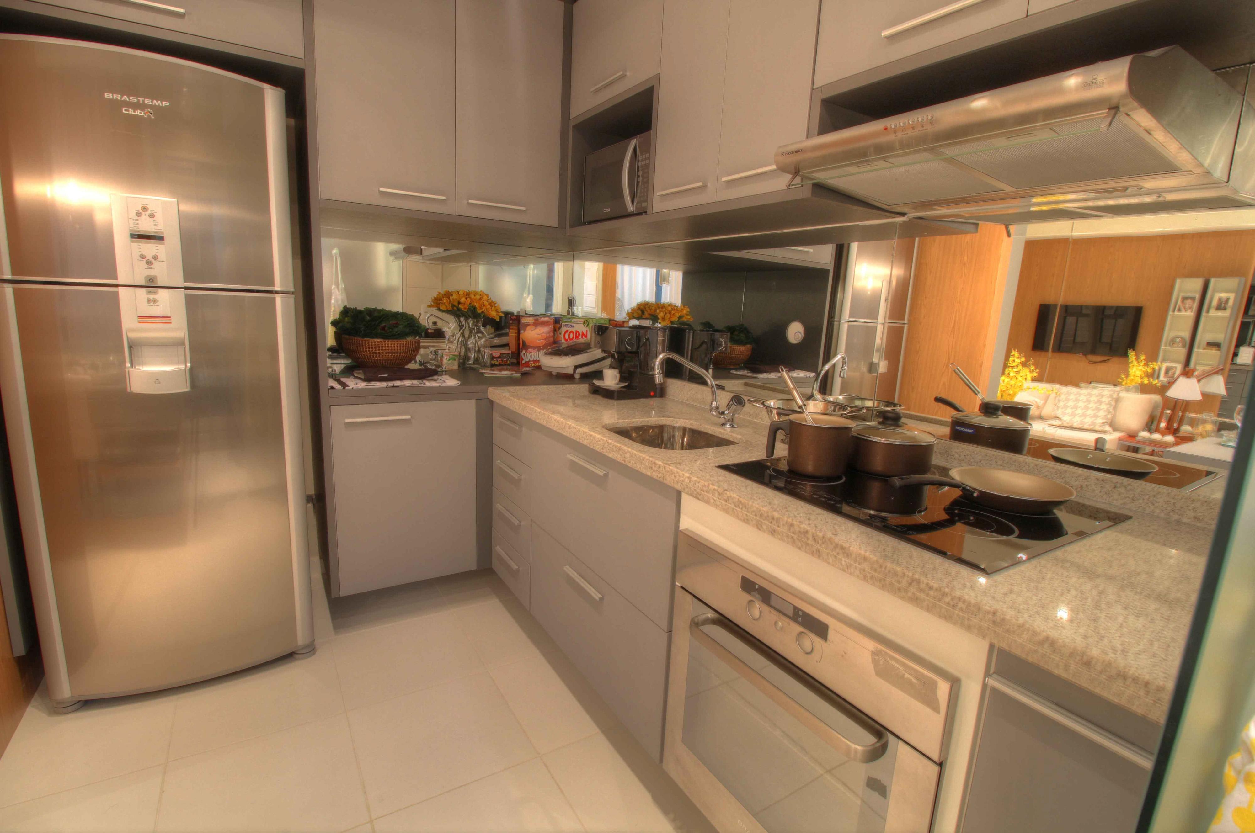 71 m² - Cozinha