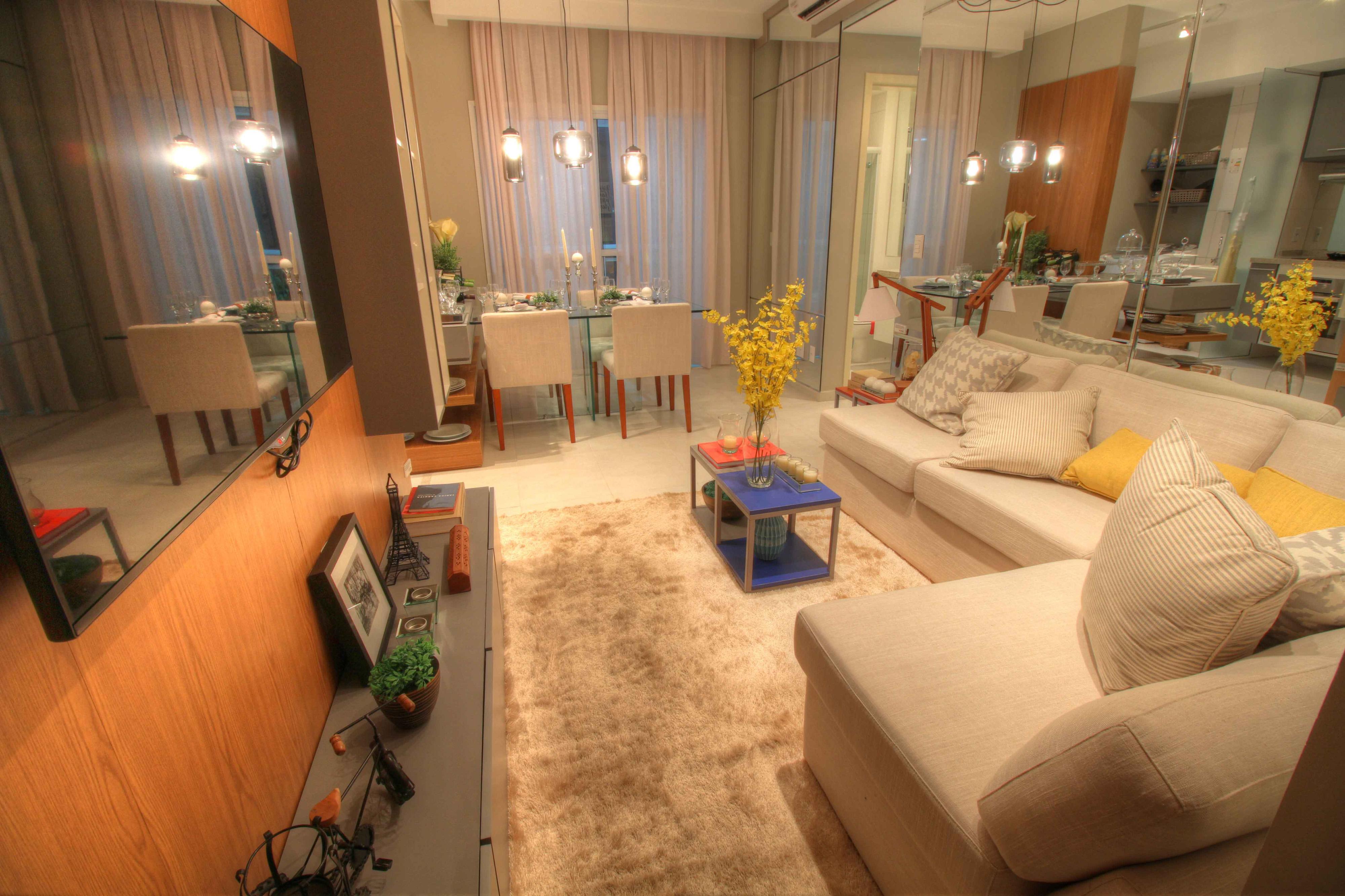 71 m² - Living