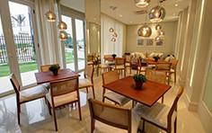 Salão de festas - Le Boulevard - Place de La Madeleine - Tecnisa