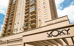 Entrada e fachada - Voxy Ipiranga - Tecnisa