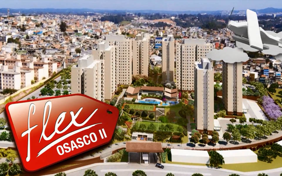 Flex Osasco II | Jardim Novo Osasco - Flex Osasco II - Tecnisa