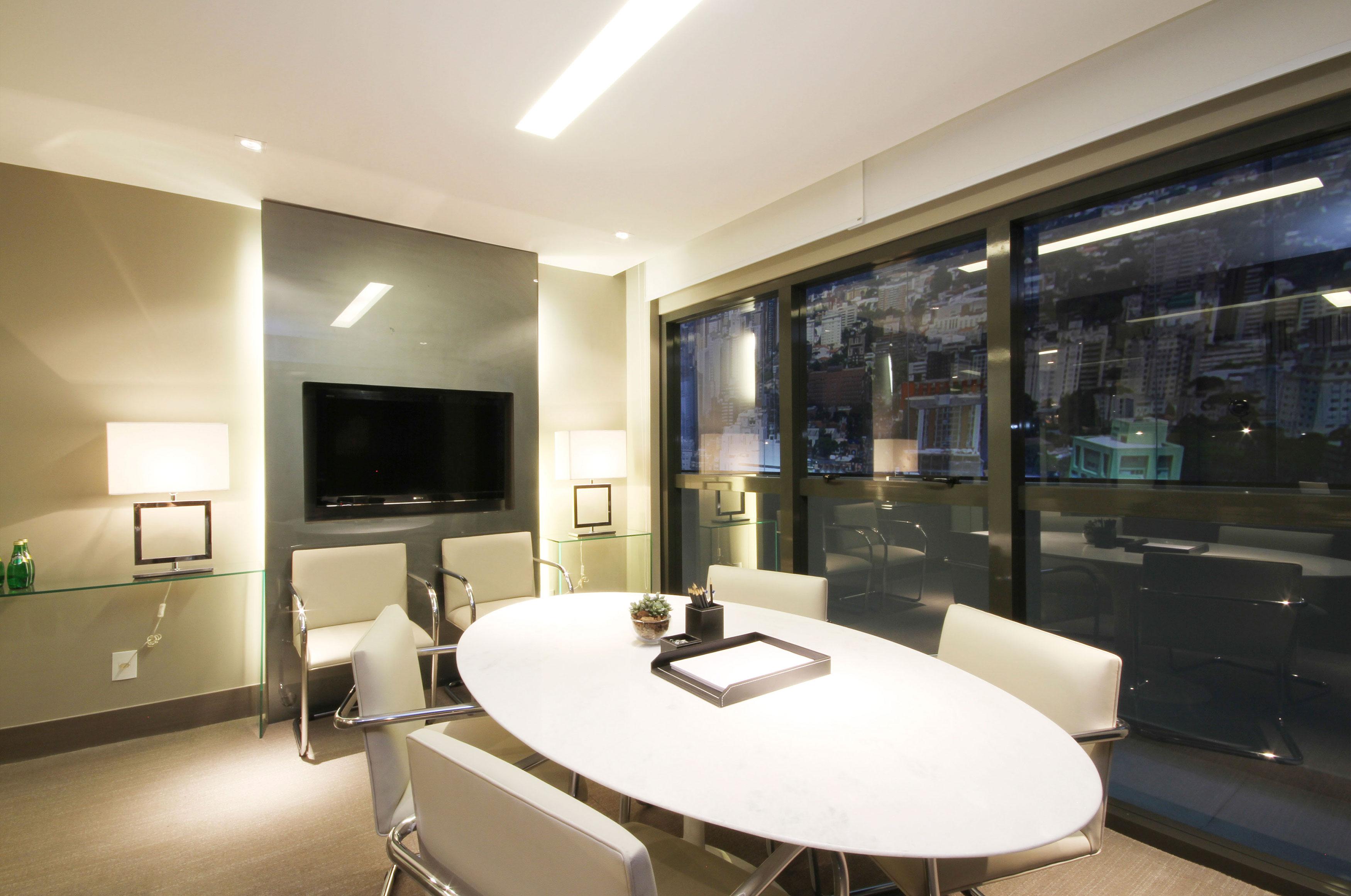 Advocacia - Sala de reunião