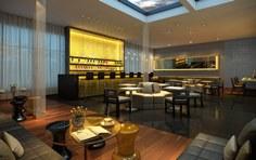 Bar do Hotel - NHUBE - The Five Business - Tecnisa