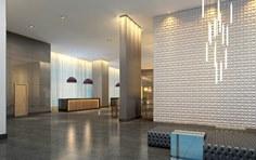 Hall comercial - The Five Business - Tecnisa