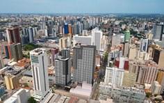 Rua Dr Pedrosa Fotomontagem - The Five Business - Tecnisa