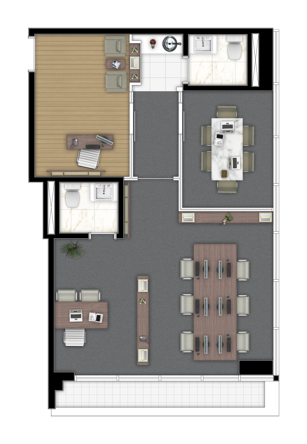59,86 m² - Final 6