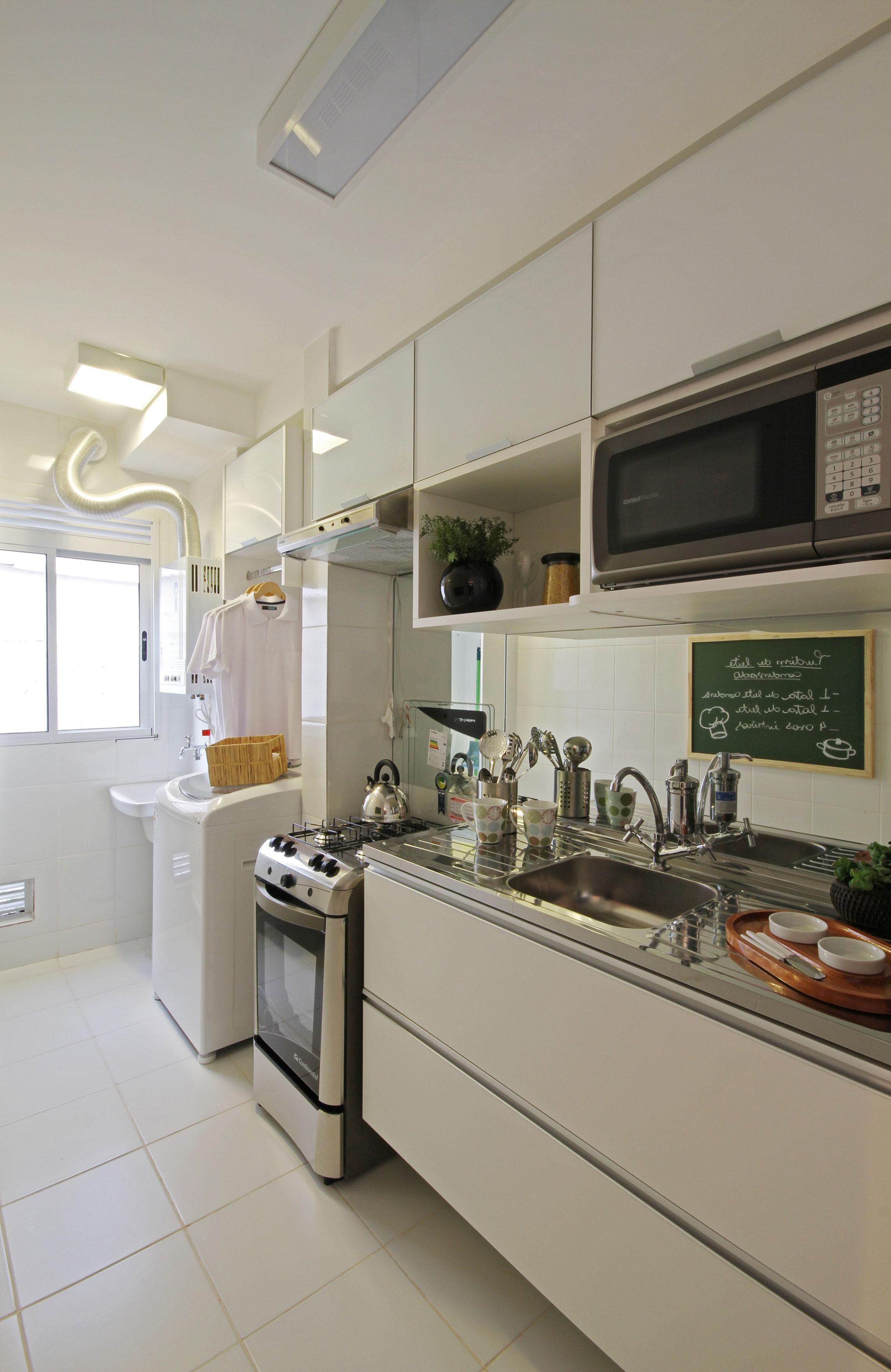 44,4m² Cozinha