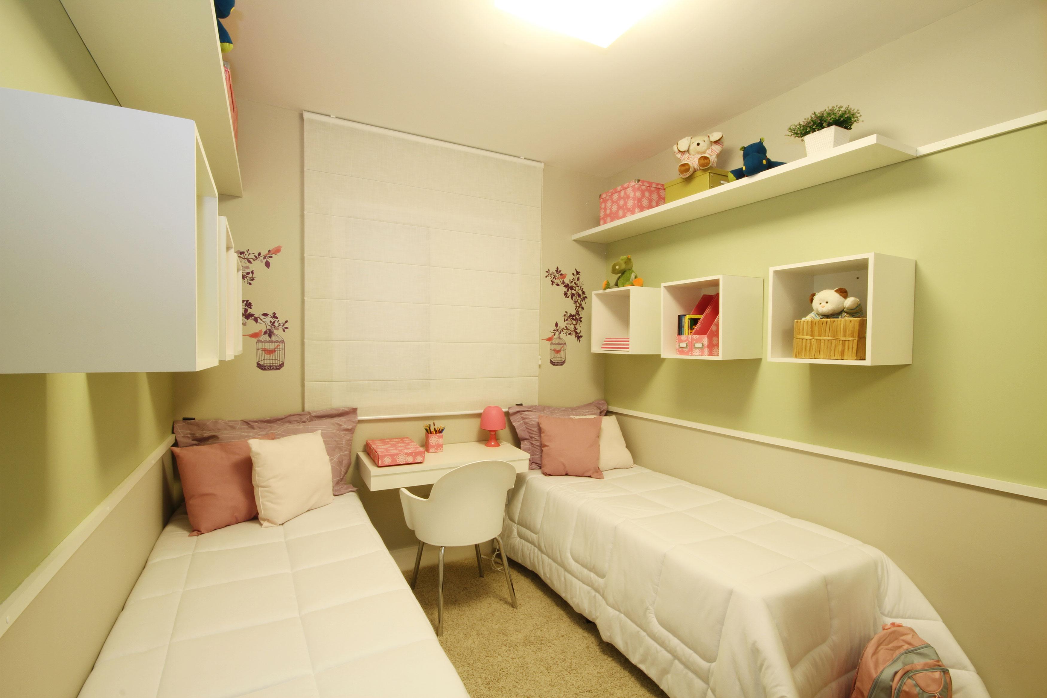 68,07 m² - Quarto das meninas