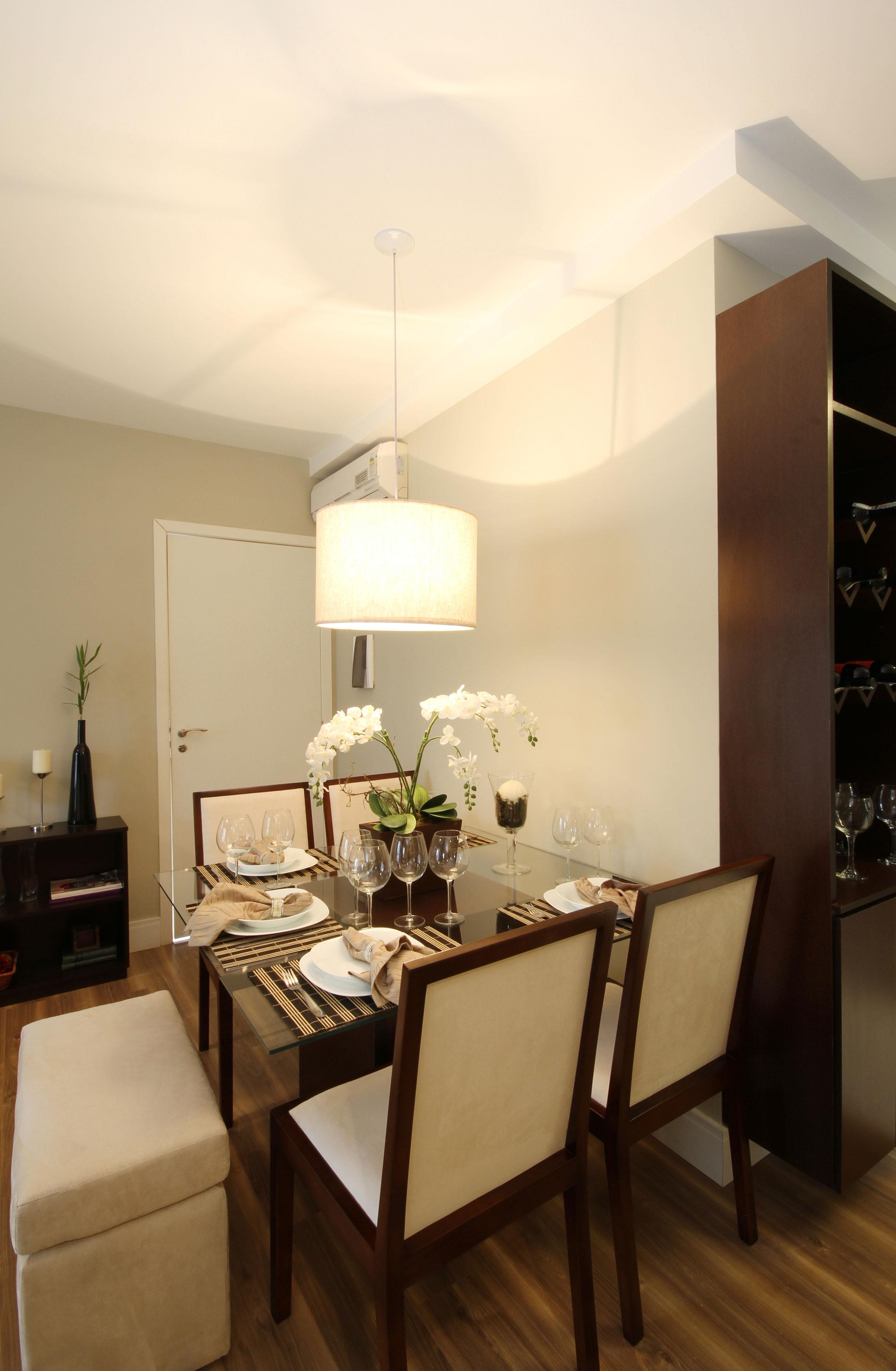 68,07 m² - Sala de jantar