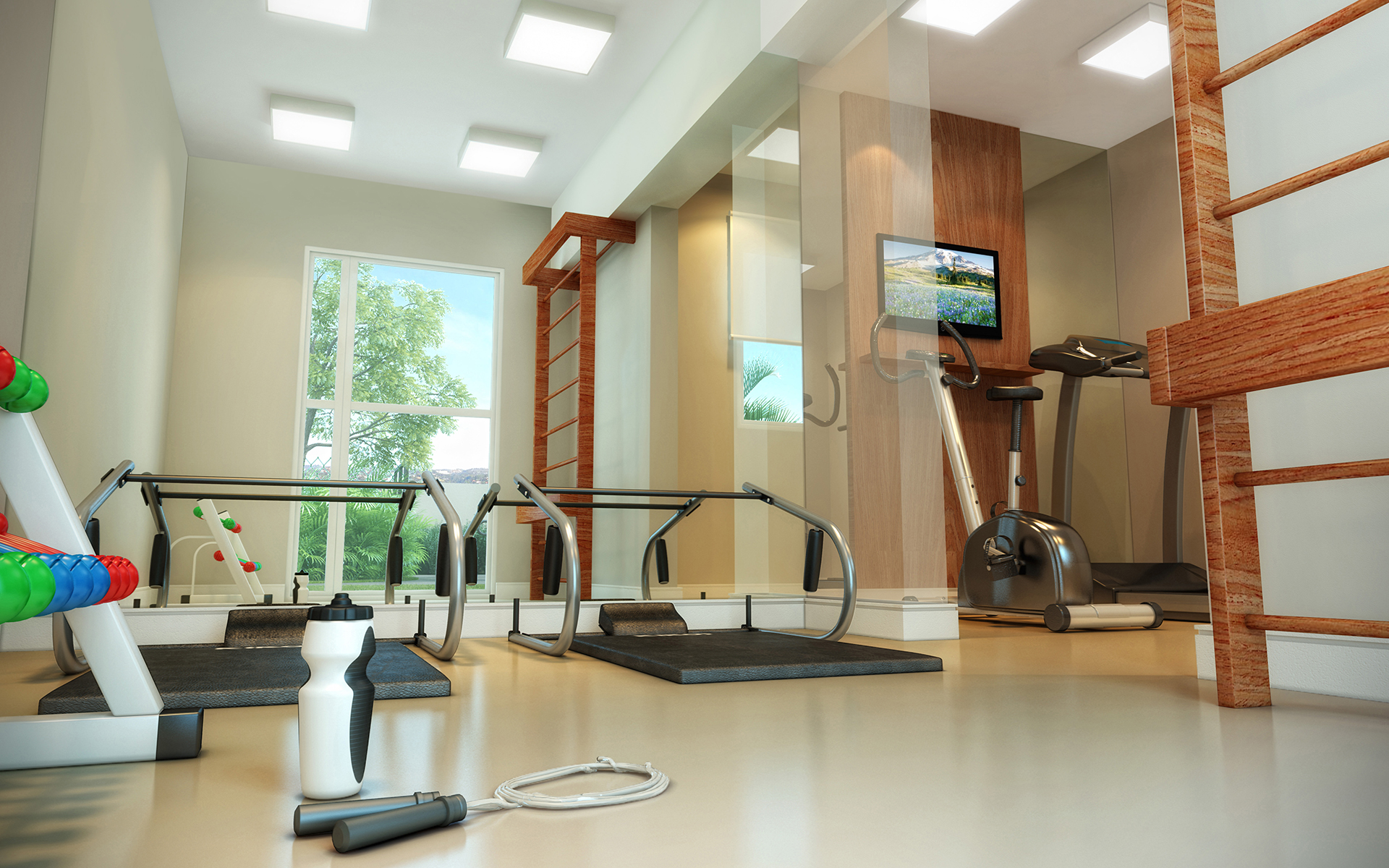 Fitness - Torre B