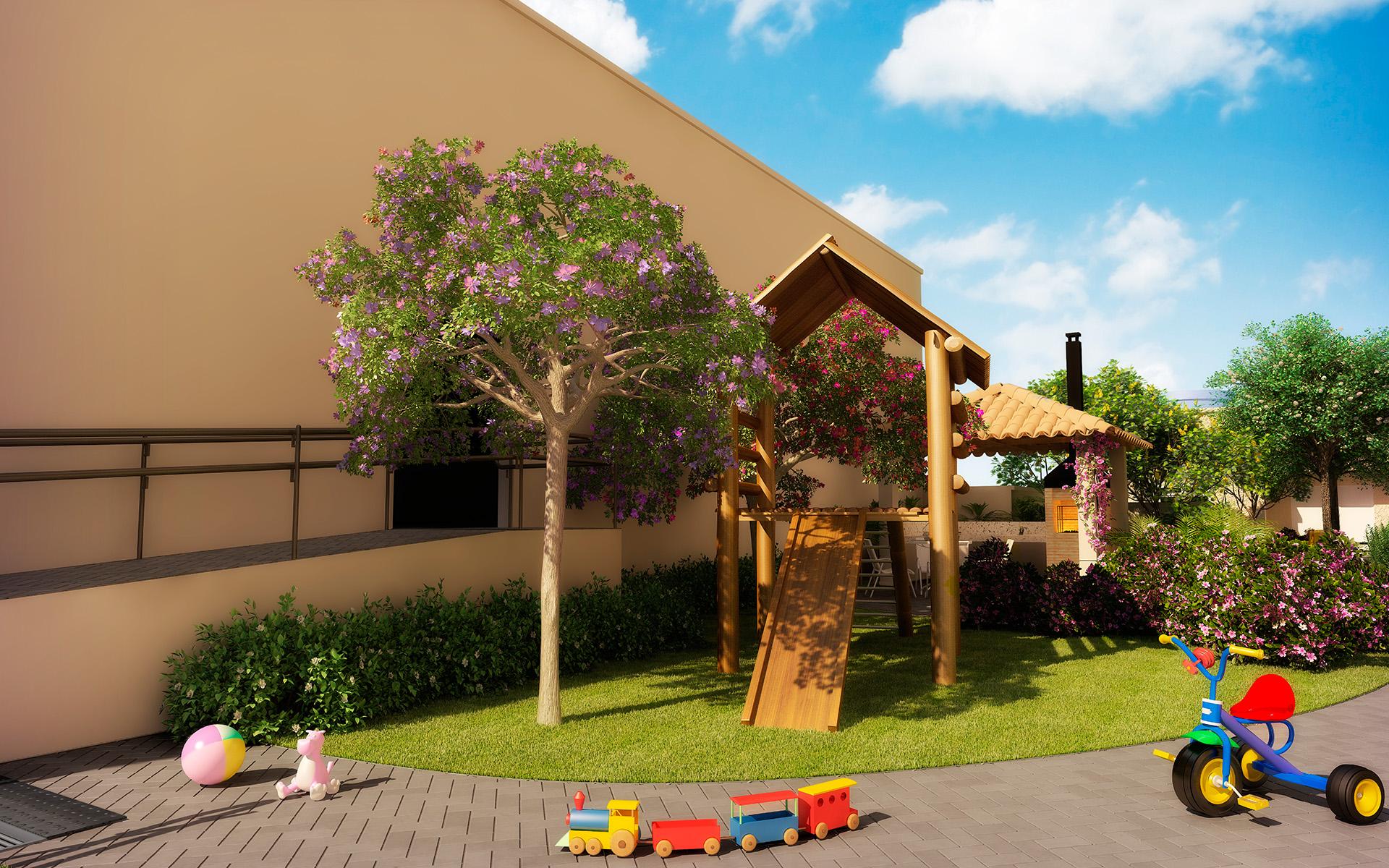 Playground - Torre B