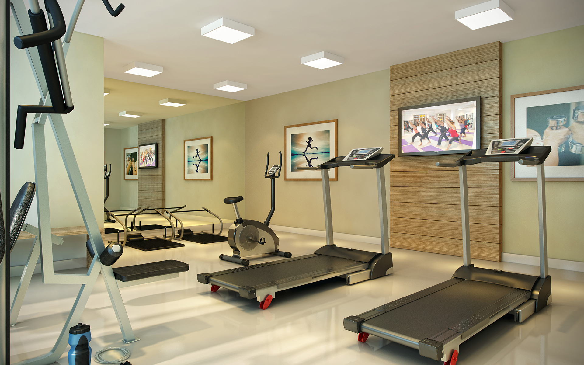 Fitness - Torre A