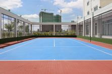 Quadra de tênis - Reserva Manacá - Tecnisa