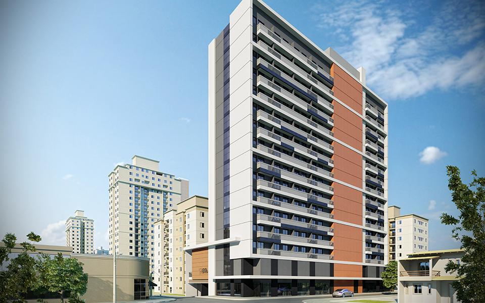 Novo Centro Curitiba em Centro, Curitiba