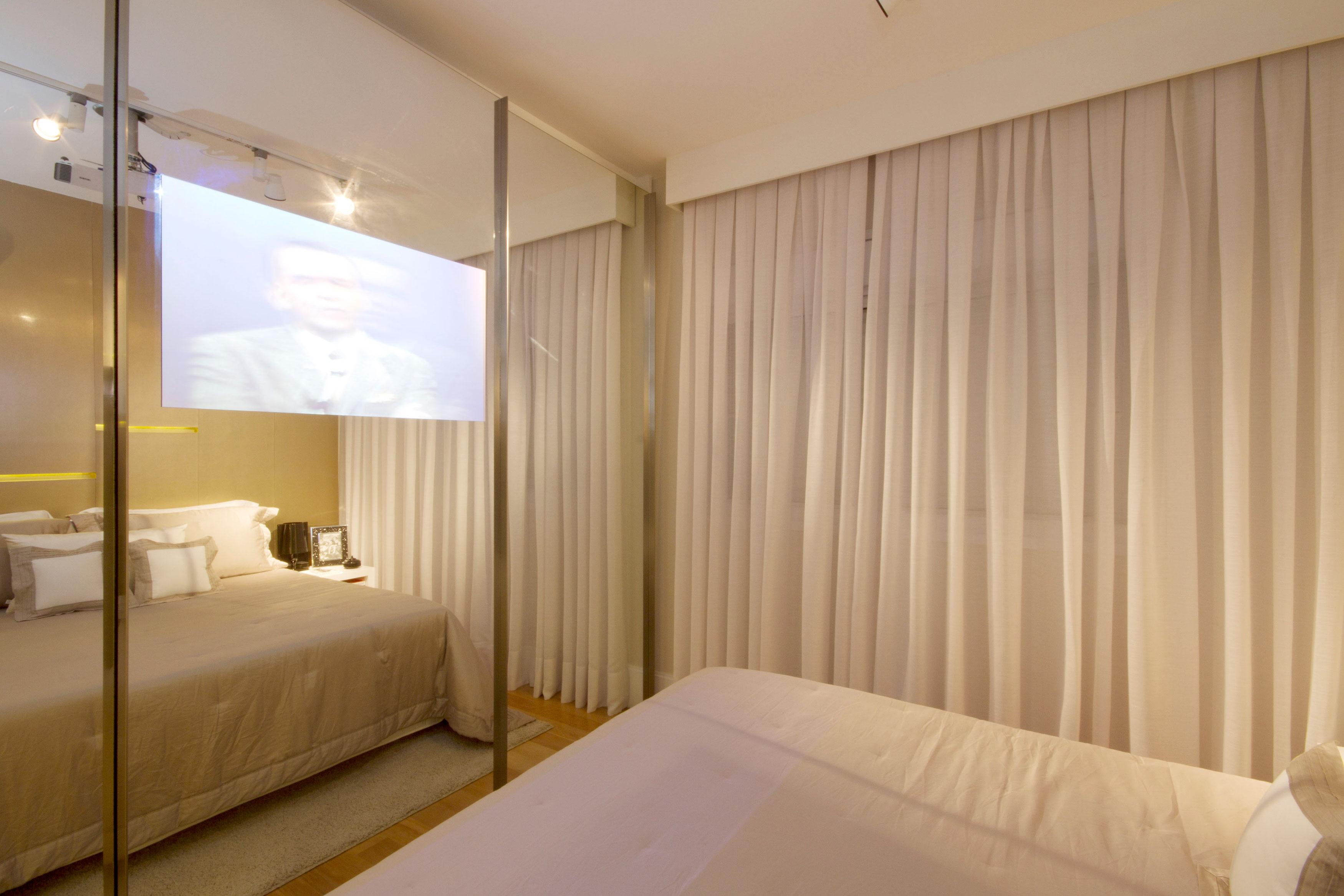 108 m² - Suíte do casal