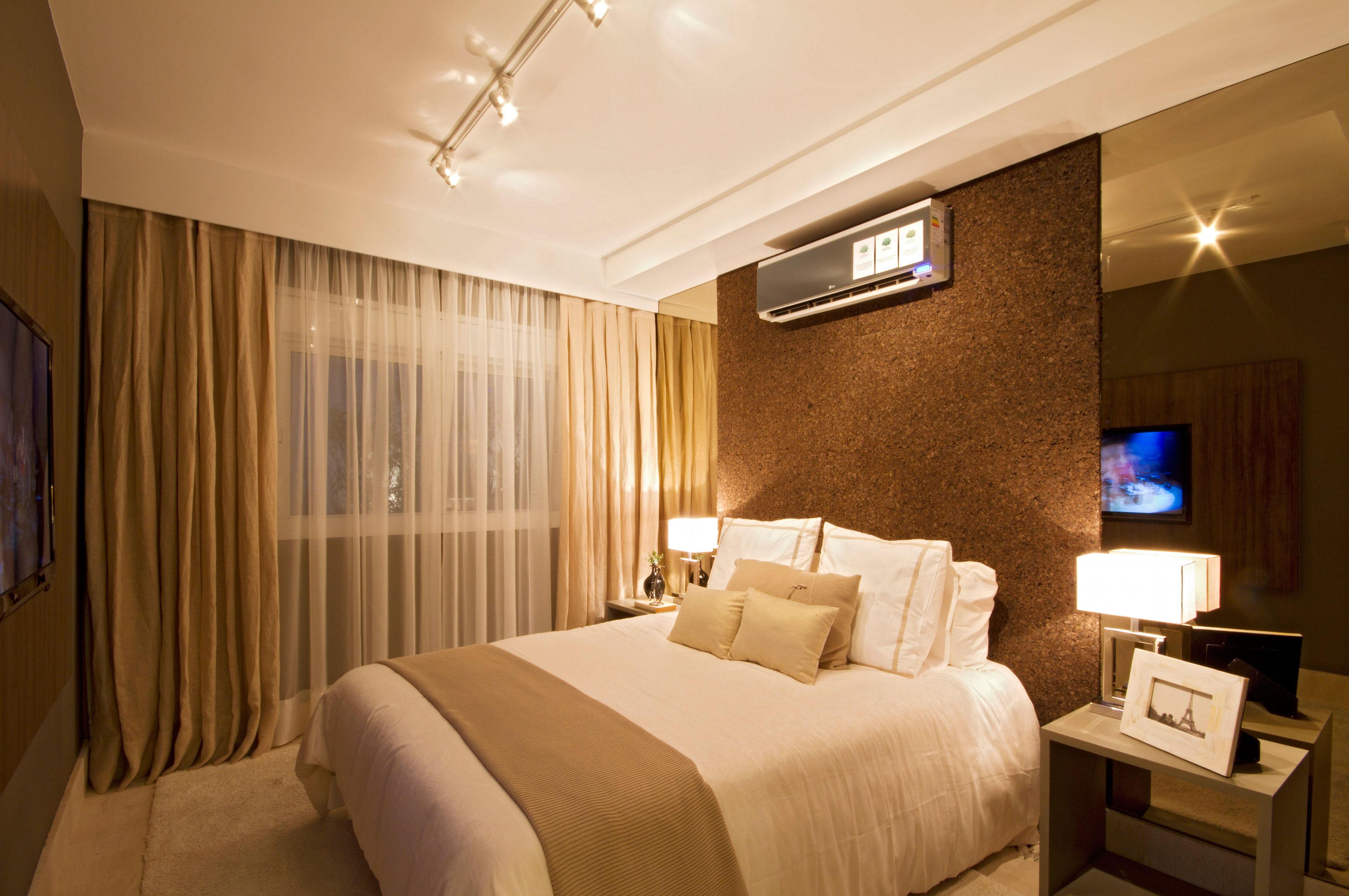 79 m² - Suíte do casal