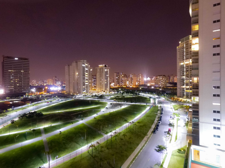 Parque com Corporate Time, Bosque Araucária e Recanto Jacarandá