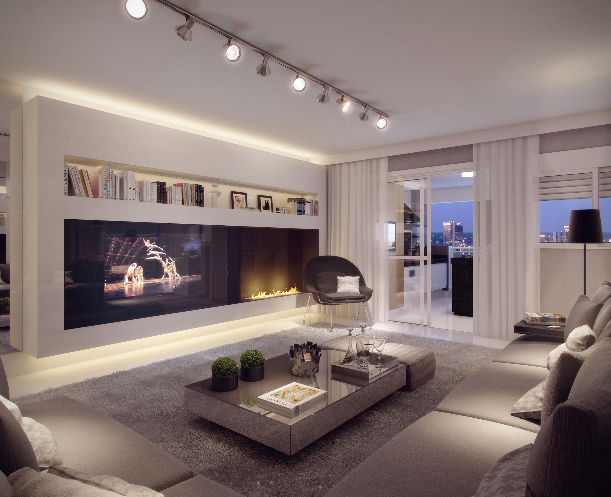 Living 108 m²
