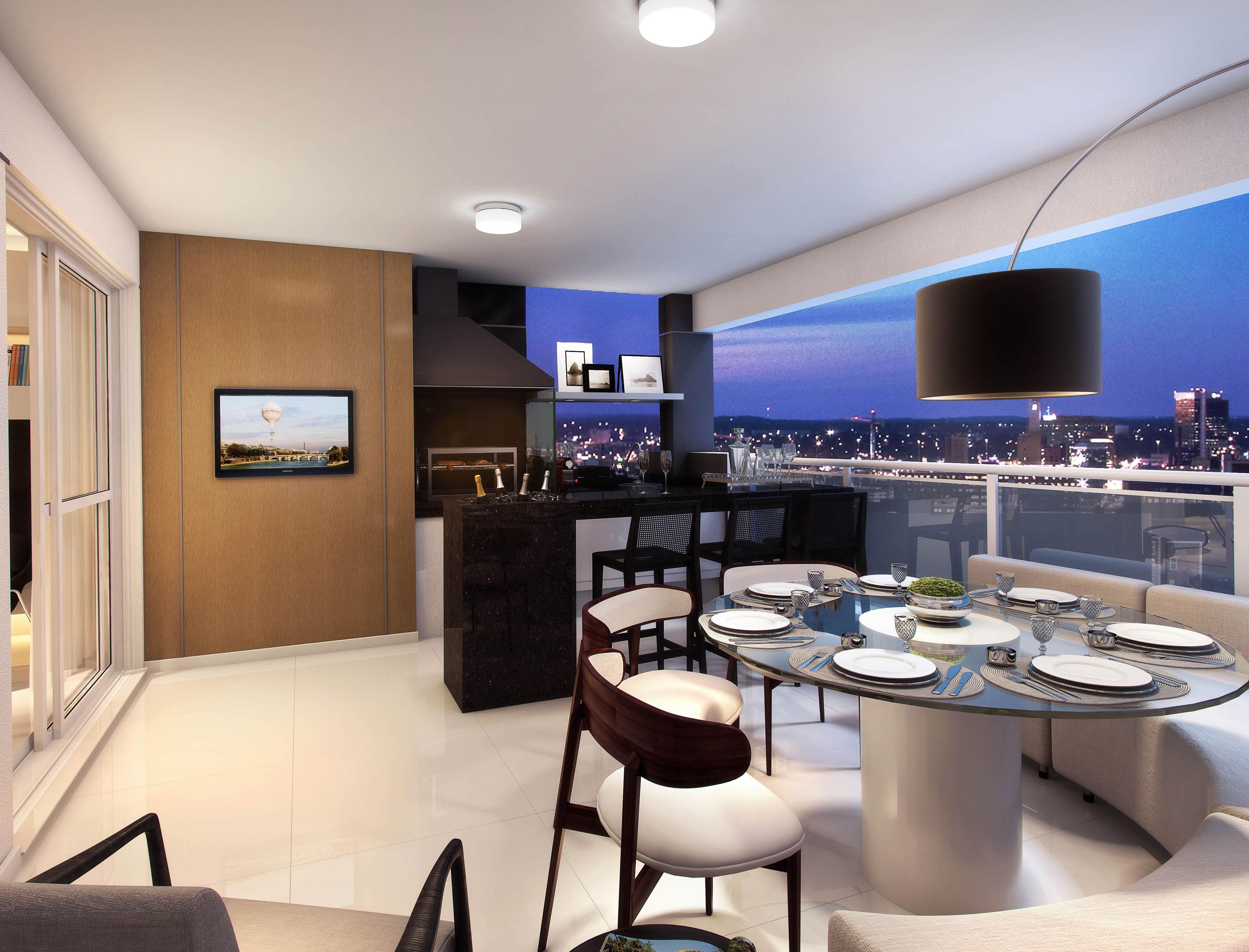 Terraço 108 m²
