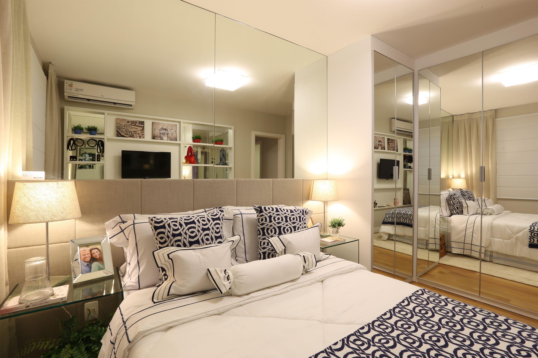 51 m² - Dormitório casal