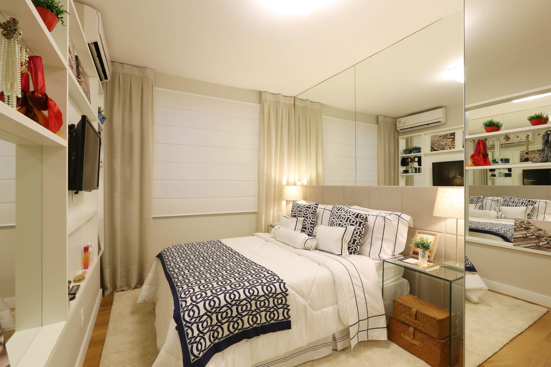 51m² Dormitório casal